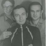 Коля Сысоев, Андрей Ошемков, Саша Добриян