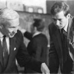 Колмогоров Андрей Николаевич и Вавилов Валерий Васильевич 1968 год