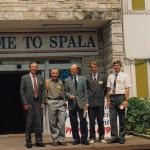 VIII МТЮФ Польша 1995 г. В.И.Лобышев, Е.Н.Юносов
