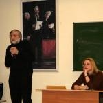 Владимир Губайловский и Ольга Орлова