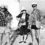 под Анапой. Гусев Валерий Александрович,Ойшпиц Светлана Михайловна и Егоров Андрей Александрович